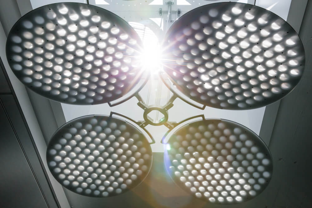 Ombrae Reflector Array